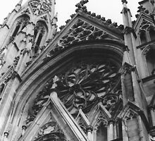 Saint Patrick's Cathedral  by AGODIPhoto