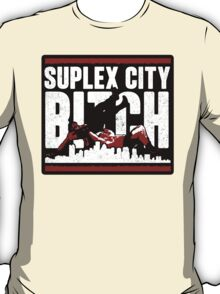 Suplex City T-Shirt