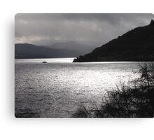Stormy-Ness Canvas Print
