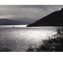 Stormy-Ness Photographic Print
