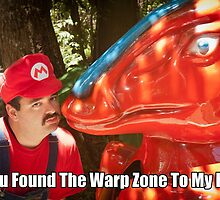 SexyMario MEME - You Found The Warp Zone To My Heart 2 by SexyMario