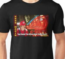 SexyMario MEME - You Found The Warp Zone To My Heart 2 Unisex T-Shirt