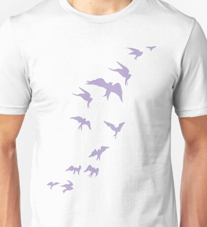 birds tattoo Unisex T-Shirt