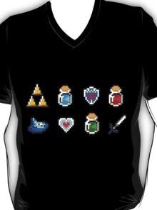 Zelda Items T-Shirt