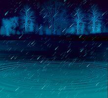 Moonlight tears by Midwestrain