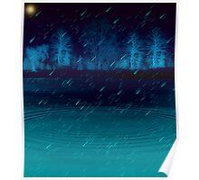 Moonlight tears Poster