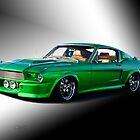 1965 Ford Mustang Fastback I by DaveKoontz
