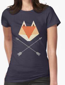 Fox Club Womens Fitted T-Shirt