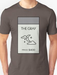 The Gray - Property Card T-Shirt