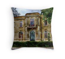 Luxurious Villa Throw Pillow