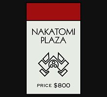 Nakatomi Plaza - Property Card Unisex T-Shirt