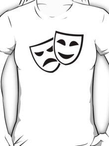 Theatre masks T-Shirt