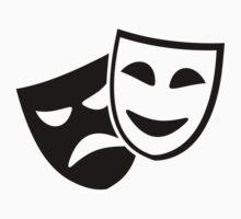 Actor masks One Piece - Short Sleeve