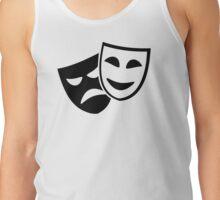 Actor masks Tank Top