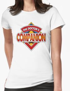 Doctor's Companion Womens Fitted T-Shirt