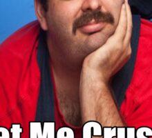 SexyMario MEME - Let Me Crush Your Goomba! 1 Sticker