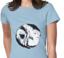Cat Ball Womens Fitted T-Shirt