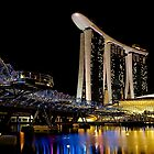 Marina Bay Singapore by FLYINGSCOTSMAN