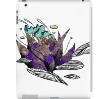 explore (thorns) iPad Case/Skin