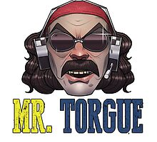 Mr. Torgue by candychickens