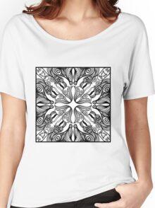 mandala design Women's Relaxed Fit T-Shirt