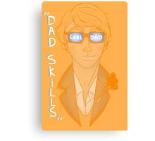 Cool Dad Canvas Print