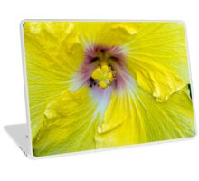 Yellow Hibiscus SRF 17 5799 Laptop Skin