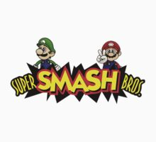 The Super Smash Brothers by JimothyHotBod
