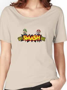The Super Smash Brothers Women's Relaxed Fit T-Shirt