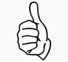 Thumbs up Kids Tee