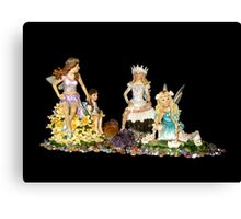 The Fey Princess Canvas Print