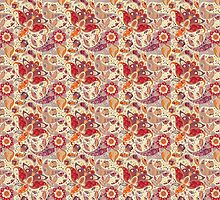 Happy Pattern by rcurtiss000
