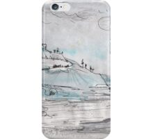 KAMSETIA, CASTLE ON THE SHORE(C2007) iPhone Case/Skin