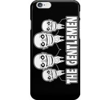 The Gentlemen Logo iPhone Case/Skin
