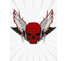 Angel & Devil Photographic Print