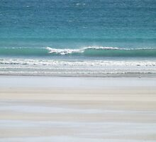 Gott Bay Tiree by Stuart  Fellowes