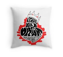 It was all a dream.. Throw Pillow