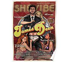 SheVibe James Deen Cover Art Poster