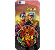 SheVibe Vixen Cover Art iPhone Case/Skin