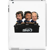 Keith, Ron and Gary iPad Case/Skin