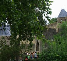 Mediaeval City by WatscapePhoto