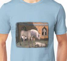 Iaconagraphy Equus: Pharaoh's Stableyard Unisex T-Shirt