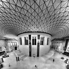 British Museum by Roddy Atkinson