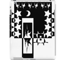 Asymmetrical Hearth iPad Case/Skin