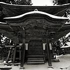 Nozawa Temples by Robert Mullner