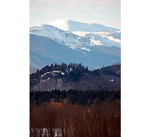 Mount Washington Photographic Print