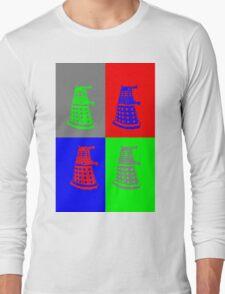 Daleks - Doctor Who Long Sleeve T-Shirt