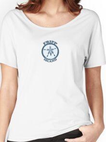 Fripp Island - South Carolina.  Women's Relaxed Fit T-Shirt