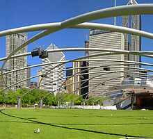 Millennium Park by LeeMascarello