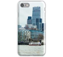 Downtown London iPhone Case/Skin
